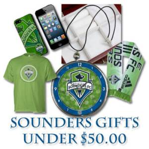 Seattle Sounders FC Gift