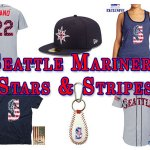 Seattle Mariners Stars & Stripes Fan Gear
