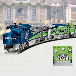 The Bradford Exchange Online Seattle Seahawks / Mariners Fan Gear
