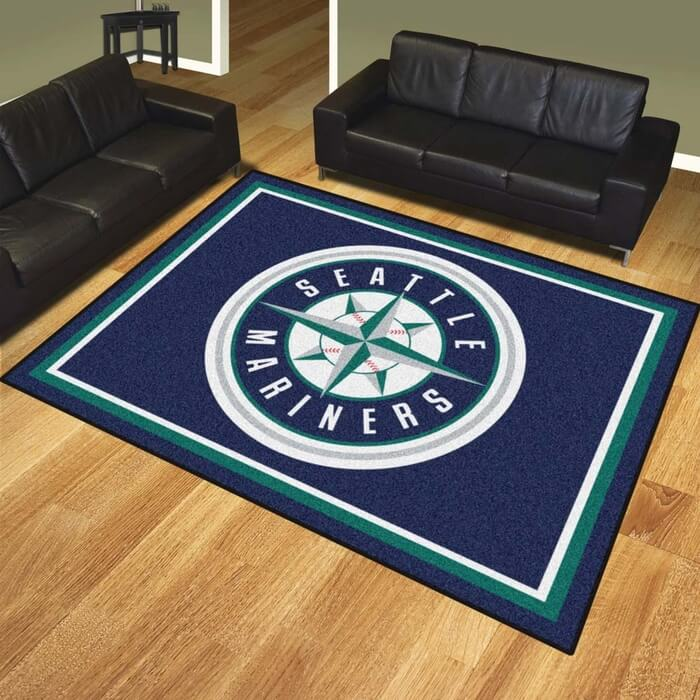 Seattle Mariners Rugs - Carpets