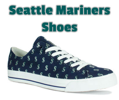 Seattle Mariners Shoes