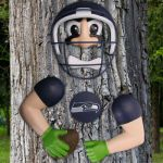 Seattle Seahawks Player Tree Face