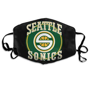 Seattle Sonics Face Masks