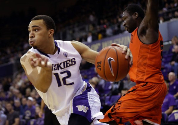 Washington's Andrew Andrews heads to China with Pac-12 all ...