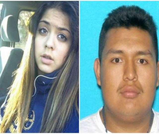 Elizabeth Romero Subject Of An Amber Alert Issued Today And Edwardo Flores Rosales