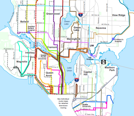 seattle metro bus transfer color   mountainstyle co