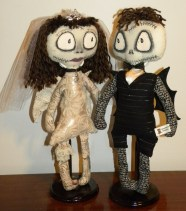 Seattle Unique Boutique - Nuptial Couple (1)
