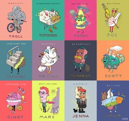 mascots-all