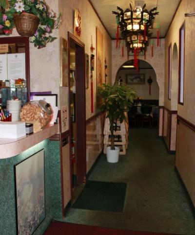 Bamboo Garden Entrance Lobby