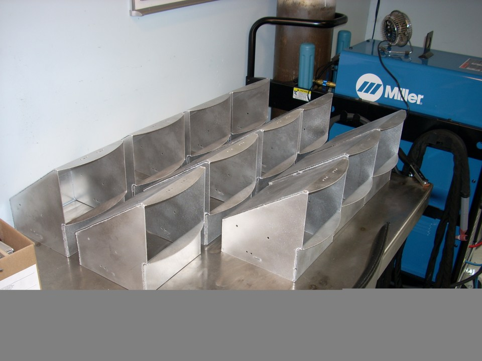 Vents for the Aerospace industry