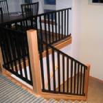 Balusters for stairs in residential home