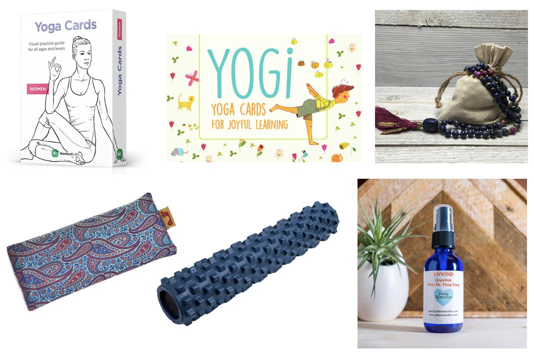 Yoga Holiday Gift Guide 2016
