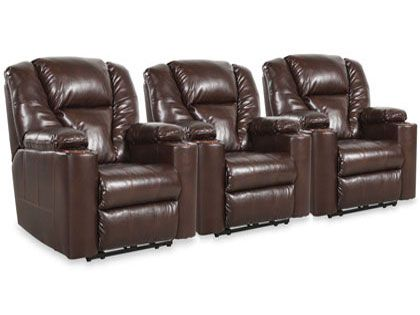 ashley furniture theater seating sale