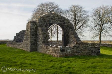The Nuns' Church in Clonmacnoise - (C) Marta Stoklosa