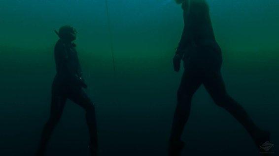 Walden Pond Free-Diving