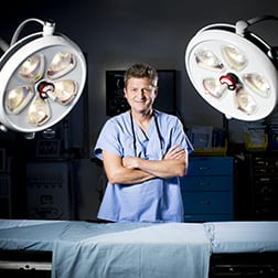 Christian de Virgillio web - From the Classroom to the Operating Room