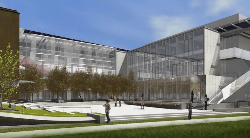 Seavers Life Sciences Building Concept Through Construction YouTube 2015 02 05 11 05 39 - Life Sciences Building Preview