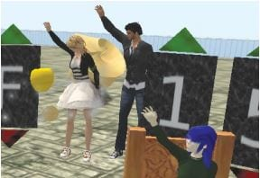 SecondLife3 - 'Second Life' Becomes a First-Rate Teaching Tool, By Jeremy Rosenberg
