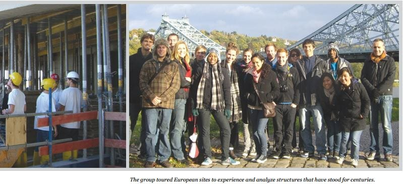 StudyAbroad3 - Engineering Students Apply Their Skills on Study Abroad Program in Germany