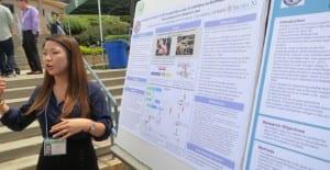 Brandy Kwak 2 e1433544391320 300x155 - Biology Major Wins Back-to-Back Best Poster Awards