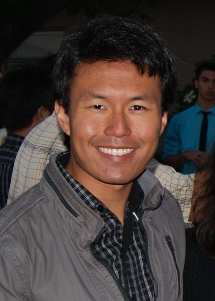 Ricardo Tan - Ricardo Tan '15 attends UCLA Applied Mathematics REU