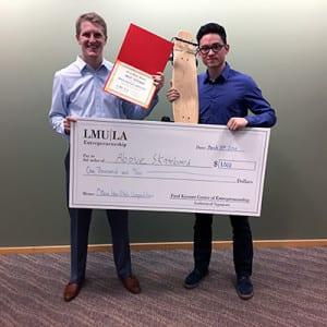 Billy Masaki Idea Pitch 400x400 300x300 - Freshmen Engineering Students Win LMU Pitch Competition
