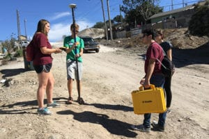 EWC photo 2 300x200 - Students Engineer Canal for Tijuana Community