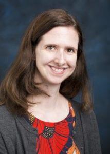 Sarah Mitchell. jpg 214x300 - Seaver Welcomes Biochemistry Professor Sarah Mitchell