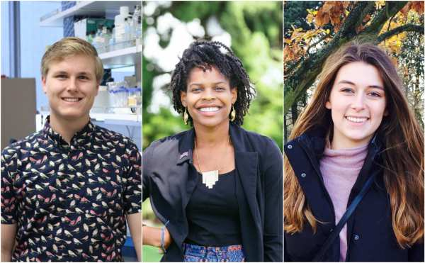 Fulbright Winners 1 1024x633 - Science and Engineering Students Awarded Fulbright Scholarships