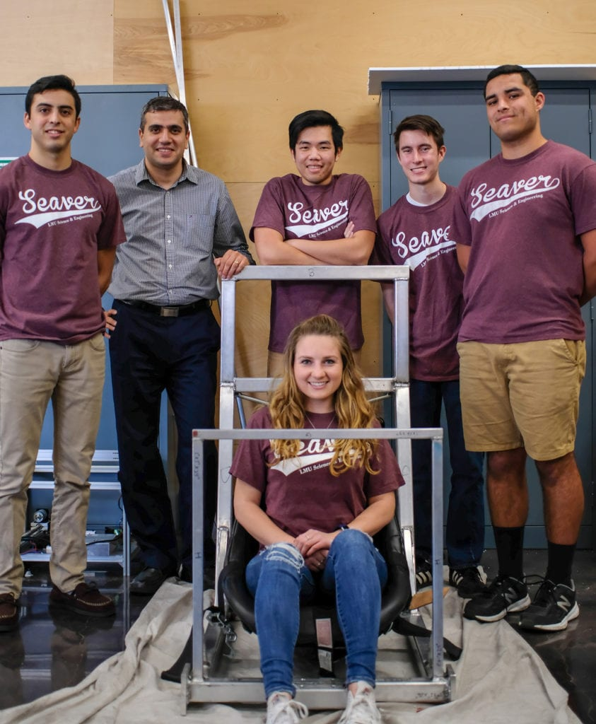 LMU's Human Powered Vehicle Challenge Team