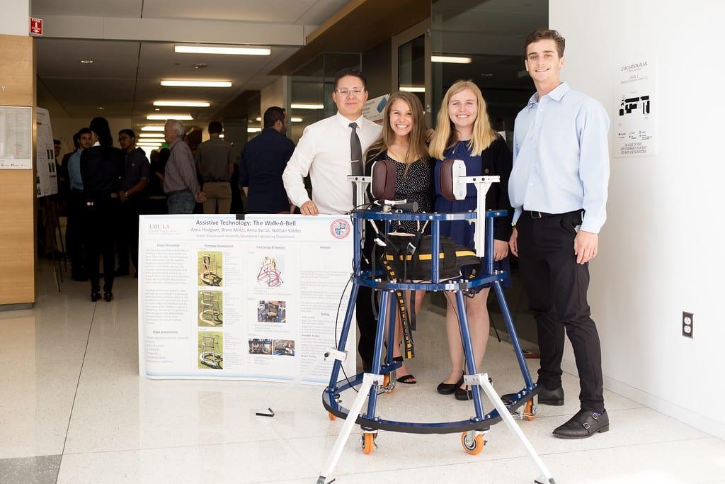 2018 Seaver Engineering Design Showcase