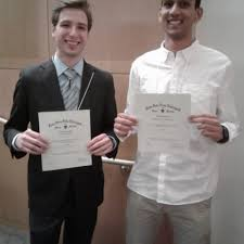 download - Seaver Students Win Awards at Tri Beta Conference