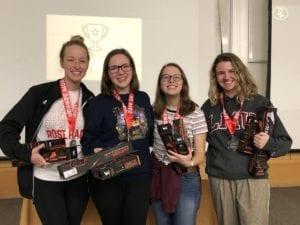 RoseHack 1 300x225 - LMU Team Wins Hackathon Award for Campus Map Program
