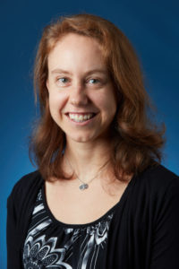 Mandy Korpusik, assistant professor of computer science headshot