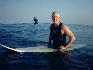 John Dorsey 300x225 - Civil Engineering Faculty Connects Love for Marine Biology Back to His Surfboard