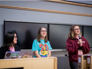 Wordpress RoseHacks3 300x225 - LMU Students Take Top Prize at Regional Hackathon