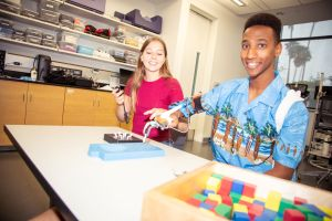 Amanuel Matias Prosthetic Sim Top 300x200 - Student Launches Club to Help Individuals With Disabilities