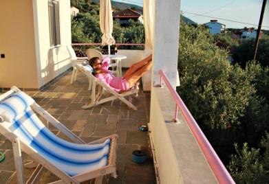 Вилла Релакс, остров Тасос, Греция