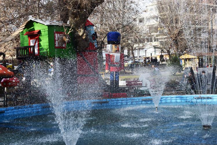 Onirupoli – Christmas village in Drama, Greece