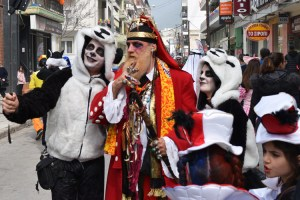 Carnival in Xanthi and Sidirokastro, Northern Greece