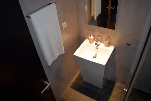 Bathroom on the 1st floor, Feel the Sea Villa