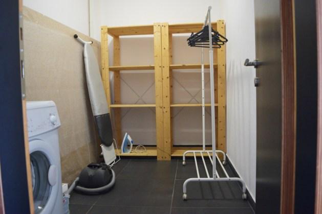 Πλυντήριο και χώρος αποσκευών