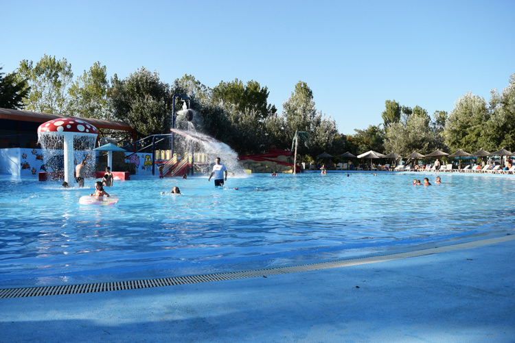 Kids Pool - Waterland Thessaloniki
