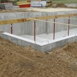 quality residential foundation installation