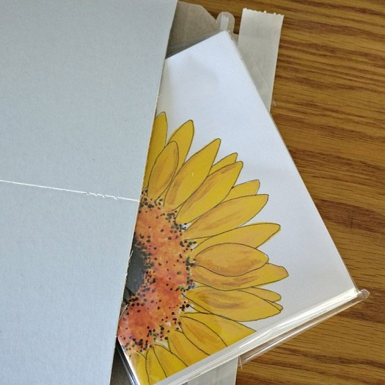 Native Blooms Card set in mailer