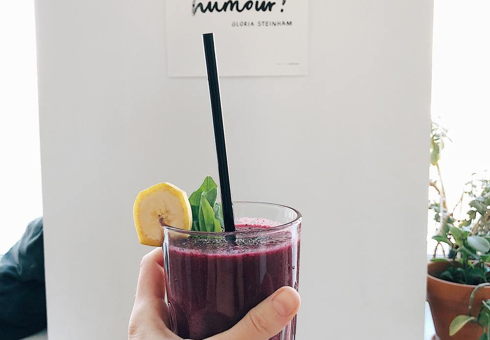 smoothie,healthy lifestyle ,the best version of yourself