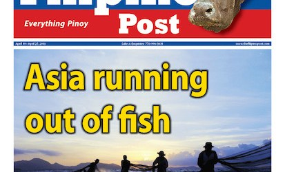 Asia running out of fish and seafood