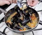Greek Steamed Mussels