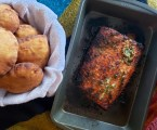 Bakes and Salmon Hash Recipes