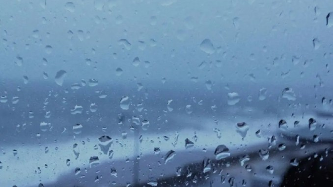 - pluie